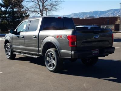 2020 F-150 SuperCrew Cab 4x4, Pickup #LKD09687 - photo 2