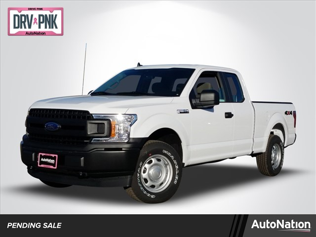 2020 F-150 Super Cab 4x4, Pickup #LKD09694 - photo 1