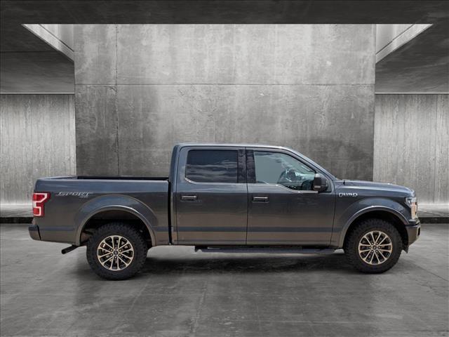 2020 Ford F-150 SuperCrew Cab 4x4, Pickup #LKD18142 - photo 8