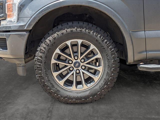 2020 Ford F-150 SuperCrew Cab 4x4, Pickup #LKD18142 - photo 13