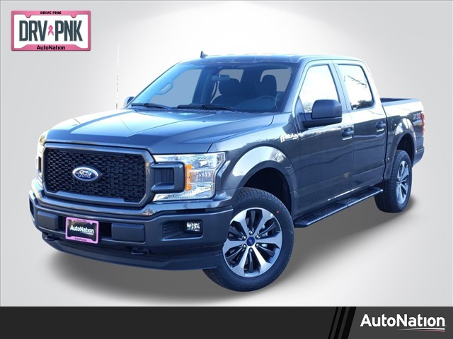 2020 Ford F-150 SuperCrew Cab 4x4, Pickup #LKD18146 - photo 1