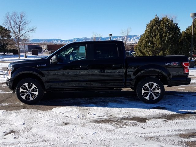 2020 F-150 SuperCrew Cab 4x4, Pickup #LKD18149 - photo 10