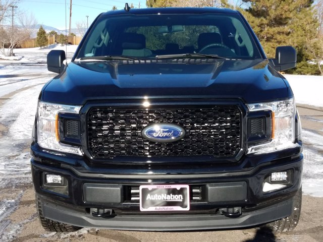 2020 F-150 SuperCrew Cab 4x4, Pickup #LKD18149 - photo 11