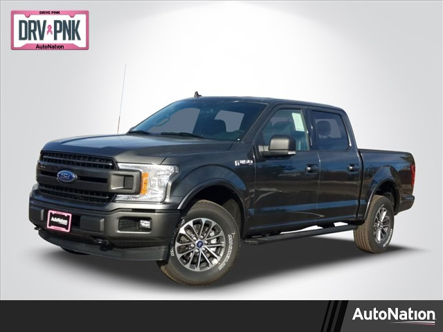 2020 F-150 SuperCrew Cab 4x4, Pickup #LKD18154 - photo 1