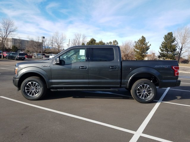 2020 F-150 SuperCrew Cab 4x4, Pickup #LKD18154 - photo 10