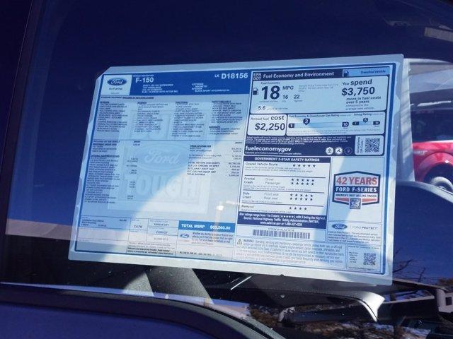 2020 F-150 SuperCrew Cab 4x4, Pickup #LKD18156 - photo 9