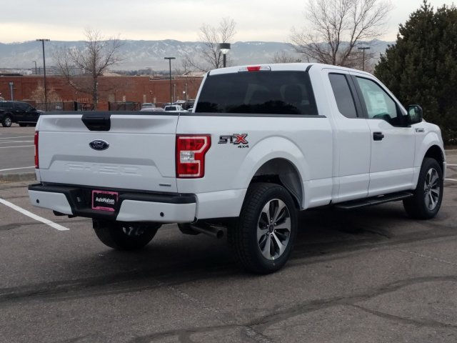 2020 F-150 Super Cab 4x4, Pickup #LKD24253 - photo 2