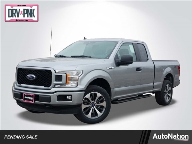 2020 Ford F-150 Super Cab 4x4, Pickup #LKD24254 - photo 1