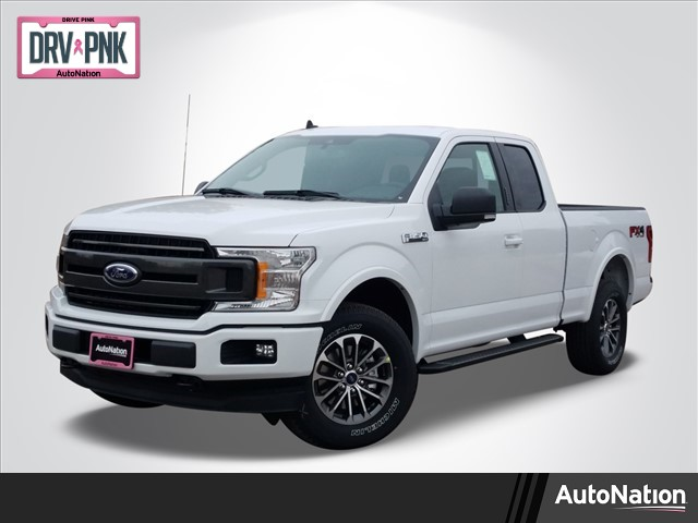 2020 Ford F-150 Super Cab 4x4, Pickup #LKD24255 - photo 1