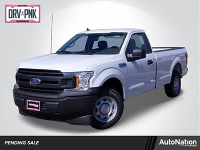 2020 Ford F-150 Regular Cab 4x2, Pickup #LKD32379 - photo 1