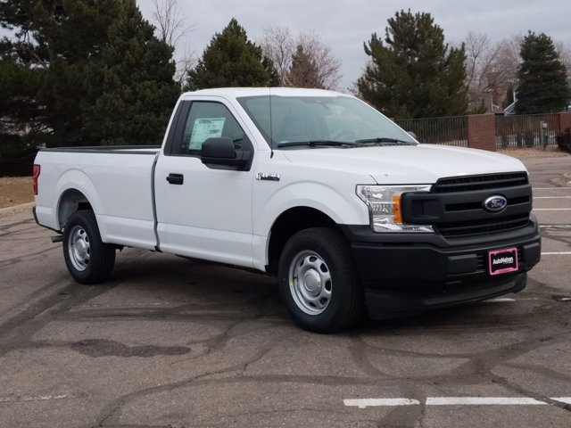 2020 F-150 Regular Cab 4x2, Pickup #LKD39293 - photo 12