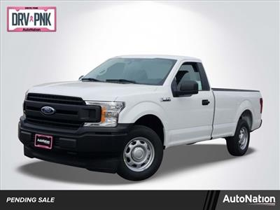 2020 F-150 Regular Cab 4x2, Pickup #LKD39293 - photo 1