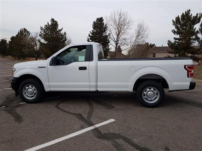 2020 F-150 Regular Cab 4x2, Pickup #LKD39293 - photo 10