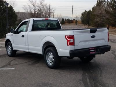 2020 F-150 Regular Cab 4x2, Pickup #LKD39293 - photo 2