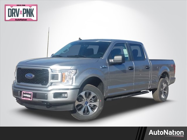 2020 Ford F-150 SuperCrew Cab 4x4, Pickup #LKD39296 - photo 1