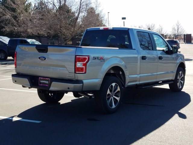 2020 Ford F-150 SuperCrew Cab 4x4, Pickup #LKD39296 - photo 4
