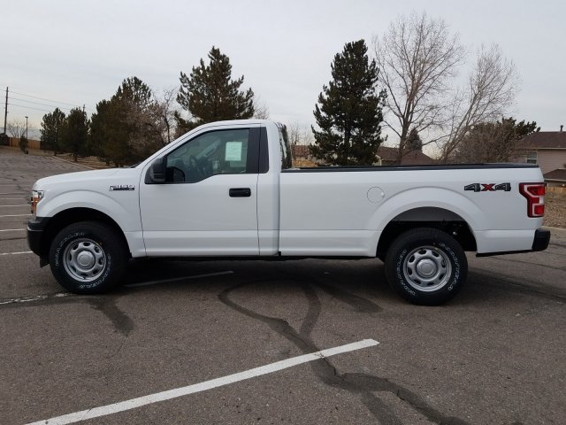 2020 F-150 Regular Cab 4x4, Pickup #LKD47300 - photo 10