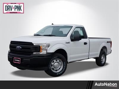 2020 F-150 Regular Cab 4x4, Pickup #LKD47300 - photo 1