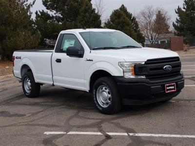 2020 F-150 Regular Cab 4x4, Pickup #LKD47300 - photo 12