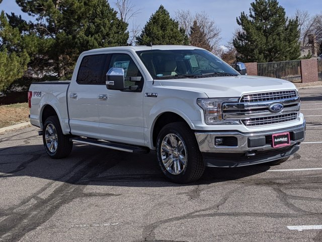 2020 F-150 SuperCrew Cab 4x4, Pickup #LKD49754 - photo 11