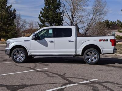 2020 F-150 SuperCrew Cab 4x4, Pickup #LKD49754 - photo 10