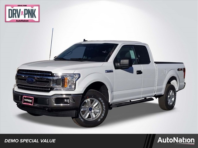 2020 F-150 Super Cab 4x4, Pickup #LKD57438 - photo 1