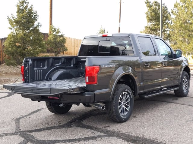 2020 Ford F-150 SuperCrew Cab 4x4, Pickup #LKD60983 - photo 4