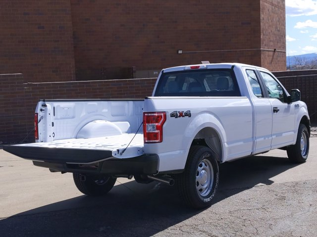 2020 F-150 Super Cab 4x4, Pickup #LKD75663 - photo 1