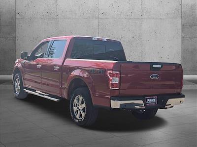 2020 Ford F-150 SuperCrew Cab 4x4, Pickup #LKD96728 - photo 2