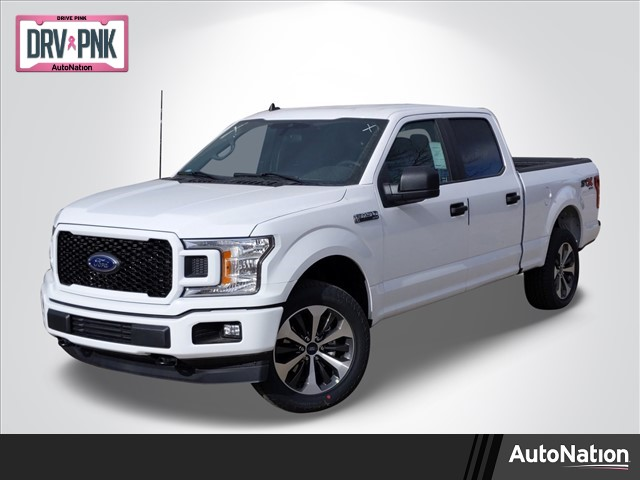 2020 Ford F-150 SuperCrew Cab 4x4, Pickup #LKE05032 - photo 1