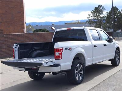 2020 Ford F-150 SuperCrew Cab 4x4, Pickup #LKE05032 - photo 4
