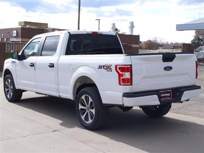 2020 Ford F-150 SuperCrew Cab 4x4, Pickup #LKE05032 - photo 2