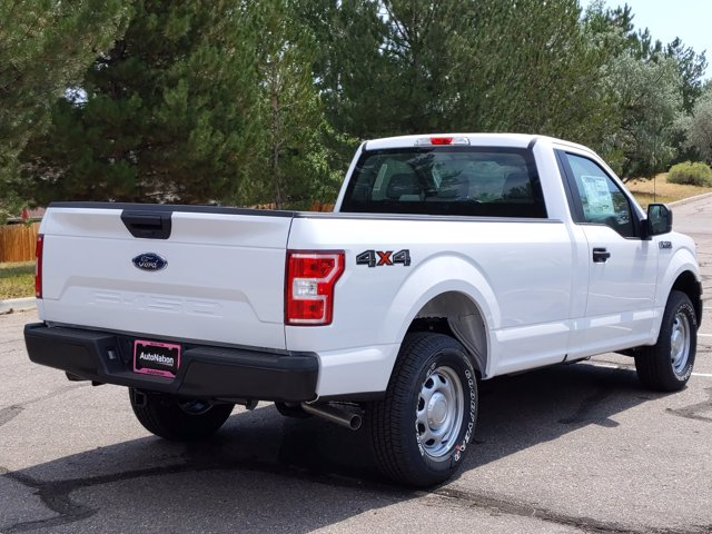 2020 Ford F-150 Regular Cab 4x4, Pickup #LKE27881 - photo 4