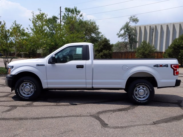 2020 Ford F-150 Regular Cab 4x4, Pickup #LKE27881 - photo 10