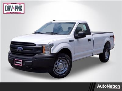 2020 Ford F-150 Regular Cab 4x4, Pickup #LKE27881 - photo 1