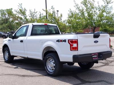 2020 Ford F-150 Regular Cab 4x4, Pickup #LKE27881 - photo 2