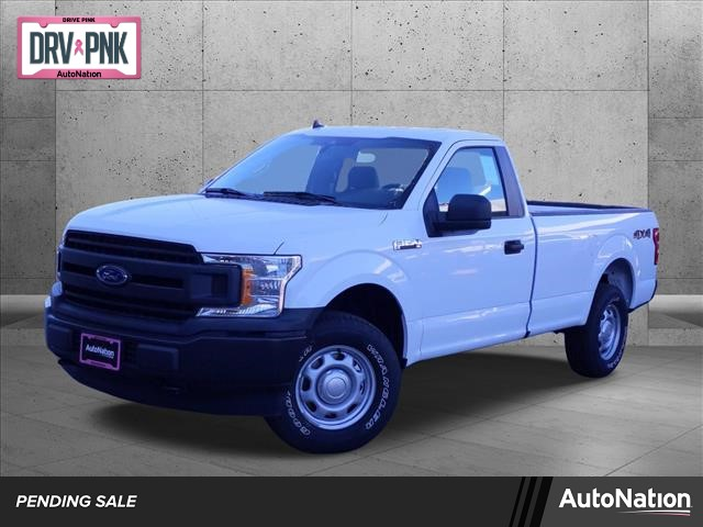 2020 Ford F-150 Regular Cab 4x4, Pickup #LKE27882 - photo 1