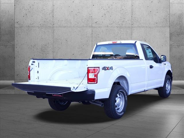 2020 Ford F-150 Regular Cab 4x4, Pickup #LKE27882 - photo 4