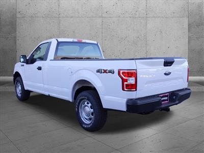 2020 Ford F-150 Regular Cab 4x4, Pickup #LKE27882 - photo 2