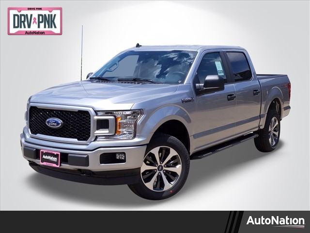 2020 Ford F-150 SuperCrew Cab 4x4, Pickup #LKE37994 - photo 1
