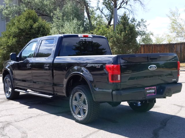 2020 Ford F-150 SuperCrew Cab 4x4, Pickup #LKE38221 - photo 2