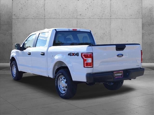 2020 Ford F-150 SuperCrew Cab 4x4, Pickup #LKE62087 - photo 2