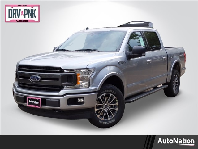 2020 Ford F-150 SuperCrew Cab 4x4, Pickup #LKE62090 - photo 1