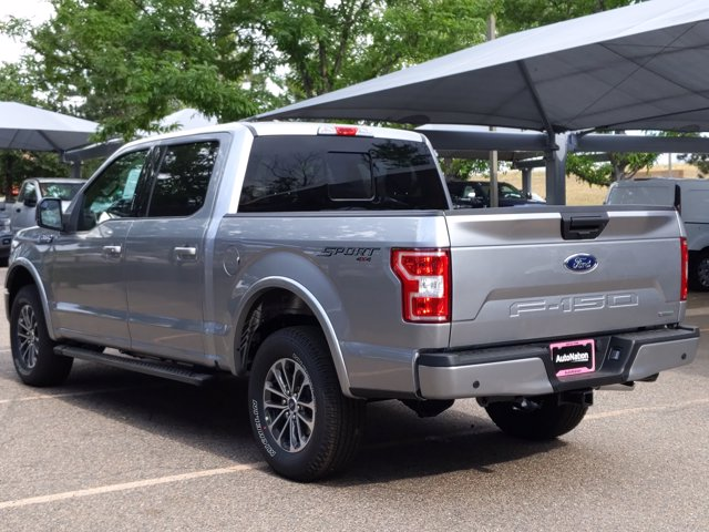 2020 Ford F-150 SuperCrew Cab 4x4, Pickup #LKE62090 - photo 2