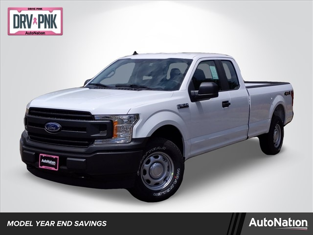 2020 Ford F-150 Super Cab 4x4, Pickup #LKE62104 - photo 1