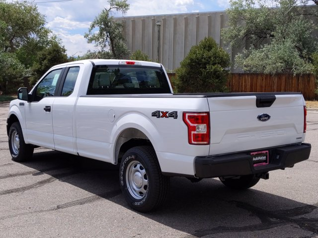 2020 Ford F-150 Super Cab 4x4, Pickup #LKE62104 - photo 2