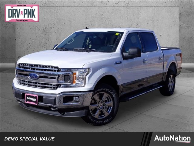 2020 Ford F-150 SuperCrew Cab 4x4, Pickup #LKE62314 - photo 1