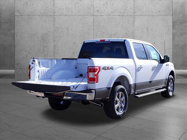 2020 Ford F-150 SuperCrew Cab 4x4, Pickup #LKE62314 - photo 4