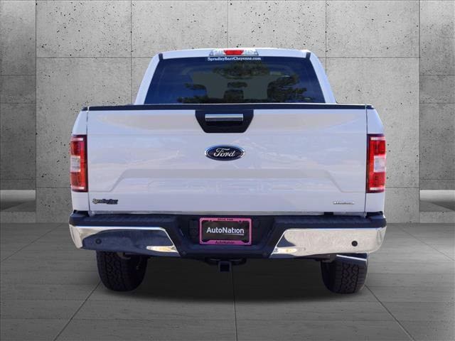 2020 Ford F-150 SuperCrew Cab 4x4, Pickup #LKE62314 - photo 14