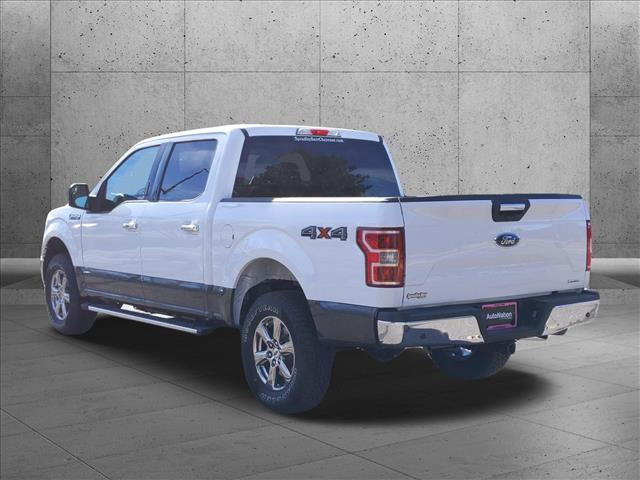 2020 Ford F-150 SuperCrew Cab 4x4, Pickup #LKE62314 - photo 2
